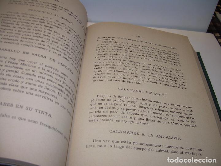 Libros antiguos: LAS TRES COCINAS.....AÑO..1.926 - Foto 9 - 95967303