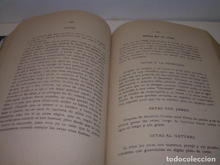 Libros antiguos: LAS TRES COCINAS.....AÑO..1.926 - Foto 10 - 95967303