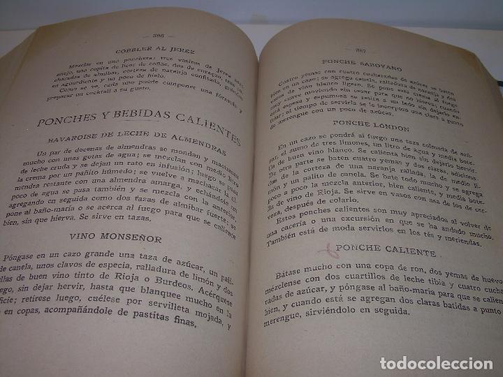Libros antiguos: LAS TRES COCINAS.....AÑO..1.926 - Foto 12 - 95967303
