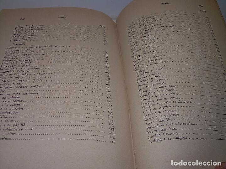 Libros antiguos: LAS TRES COCINAS.....AÑO..1.926 - Foto 18 - 95967303
