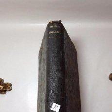 Libros antiguos: SELECTAS FRANCESAS O MANUAL DE TRADUCCION - JAVIER OFFERRALL - CADIZ 1866.. Lote 95975779