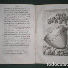 Libros antiguos: ERRO Y AZPIROZ, JUAN BAUTISTA DE: ALFABETO DE LA LENGUA PRIMITIVA DE ESPAÑA. 1806. Lote 95996079