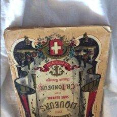 Libros antiguos: FABRICATION DES LIQUEURS SANS ALAMBIC 1862. Lote 95997711