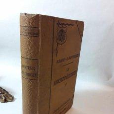 Libros antiguos: LE MONTEUR ELECTRICIEN - E. BARNI Y A. MONTPELLIER - PARIS 1900.. Lote 96016907