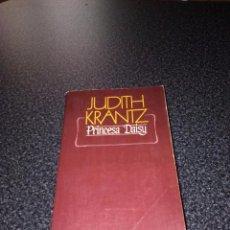 Libros antiguos: PRINCESA DAISY. JUDITH KRANTZ. PLAZA Y JANE. 1980. Lote 96032503