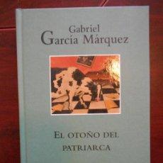 Libros antiguos: EL OTOÑO DEL PATRIARCA - GABRIEL GARCIA MARQUEZ - TAPA DURA (6S). Lote 96067043