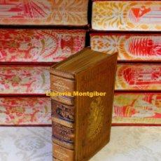 Libros antiguos: EL INGENIOSO HIDALGO DON QUIJOTE DE LA MANCHA . AUTOR : CERVANTES. Lote 96085935