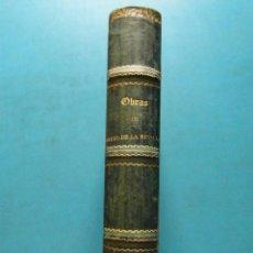Libros antiguos: OBRAS DE MANUEL DE REVILLA. PROLOGO DE ANTONIO CANOVAS DEL CASTILLO. 1883. Lote 96111699