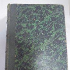 Libros antiguos: LIBRO DE BIOGRAFIAS Y ORACIONES FUNEBRES. SIGLO XIX. HOLANDESA. EN FRANCES. LEER. VER FOTOS. Lote 96124895