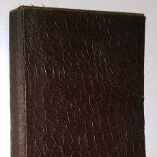 Libros antiguos: VIDA DE BOHEMIA / EL BARRIO LATINO POR HENRI MURGER DE LA NOVELA ILUSTRADA EN MADRID 1871. Lote 96150375