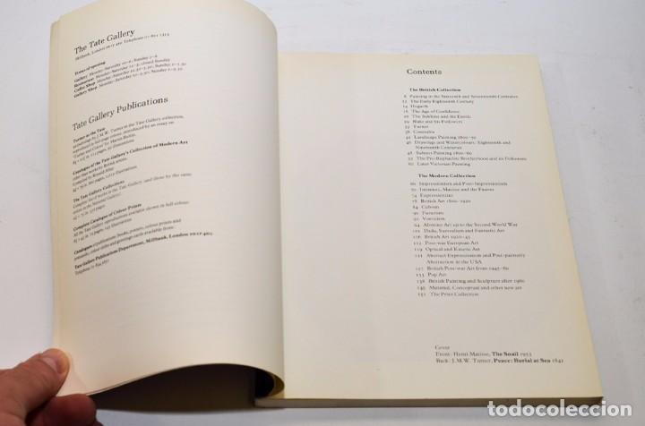 Libros antiguos: THE TATE GALLERY , AN ILUSTRED COMPANION 1983 ED. INGLESA - Foto 2 - 96174895