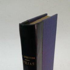 Libros antiguos: 1920 - CARLOS PEREYRA - TEJAS, LA PRIMERA DESMEMBRACIÓN DE MÉXICO. Lote 96215887