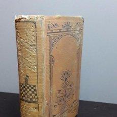 Libros antiguos: HOYLE'S GAMES BY THOMAS FRERE - LOS JUEGOS DE HOYLE - PRIMERA EDICCION BOSTON 1857.. Lote 96247263