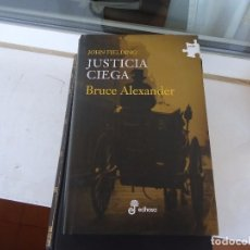 Libros antiguos: JUSTICIA CIEGA. Lote 96248711