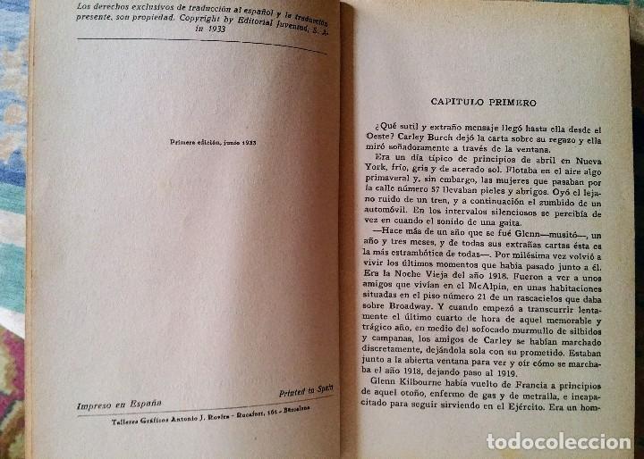 Libros antiguos: 5 novelas de zane grey 1ª edición - Foto 13 - 96334675