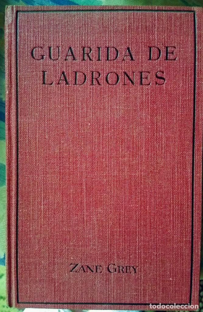 Libros antiguos: 5 novelas de zane grey 1ª edición - Foto 14 - 96334675