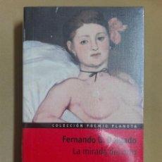 Libros antiguos: LA MIRADA DEL OTRO FERNANDO G. DELGADO NUEVO PRECINTADO. Lote 96354019