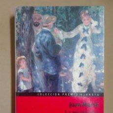 Libros antiguos: LA MUCHACHA DE LAS BRAGAS DE ORO JUAN MARSÉ PREMIO PLANETA 1978 NUEVO PRECINTADO. Lote 96354203