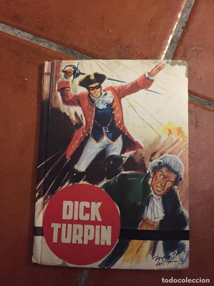 LAS AVENTURAS DE DICK TURPIN AÑOS 60 (Libros Antiguos, Raros y Curiosos - Literatura Infantil y Juvenil - Otros)