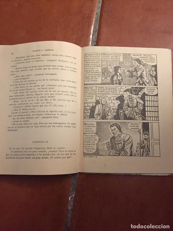 Libros antiguos: LAS AVENTURAS DE DICK TURPIN AÑOS 60 - Foto 4 - 96354295