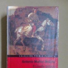 Libros antiguos: EL JINETE POLACO ANTONIO MUÑOZ MOLINA PREMIO PLANETA 1991 NUEVO PRECINTADO. Lote 96355403