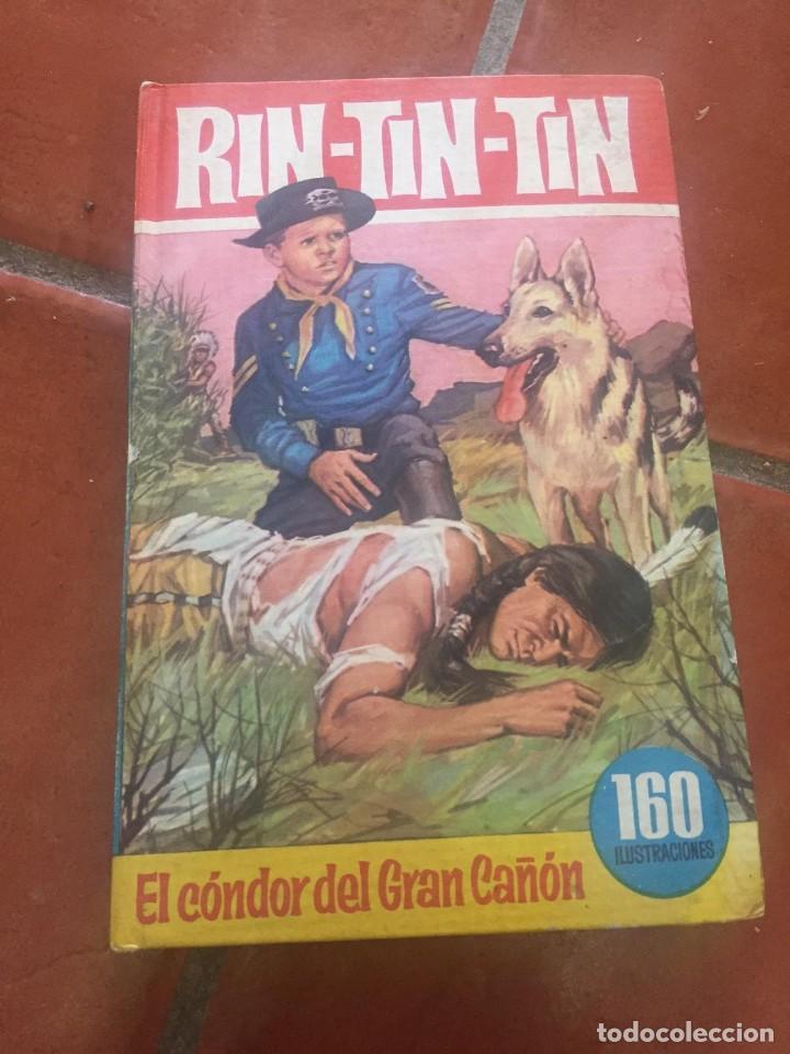 RIN TIN TIN 1 EDICION EL CONDOR DEL GRAN CAÑON (Libros Antiguos, Raros y Curiosos - Literatura Infantil y Juvenil - Otros)