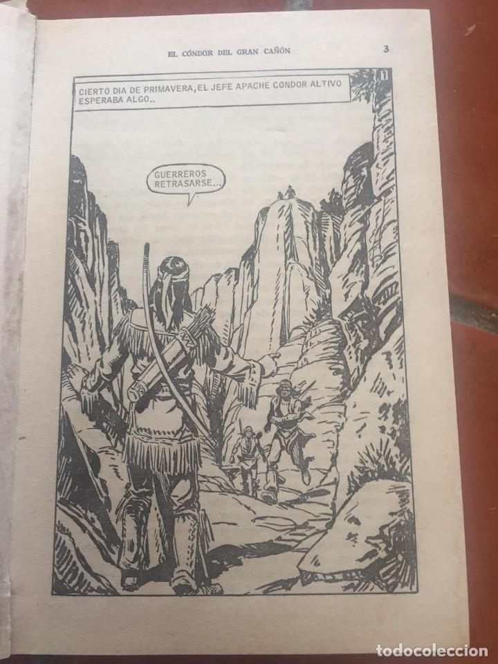 Libros antiguos: RIN TIN TIN 1 EDICION EL CONDOR DEL GRAN CAÑON - Foto 4 - 96355547