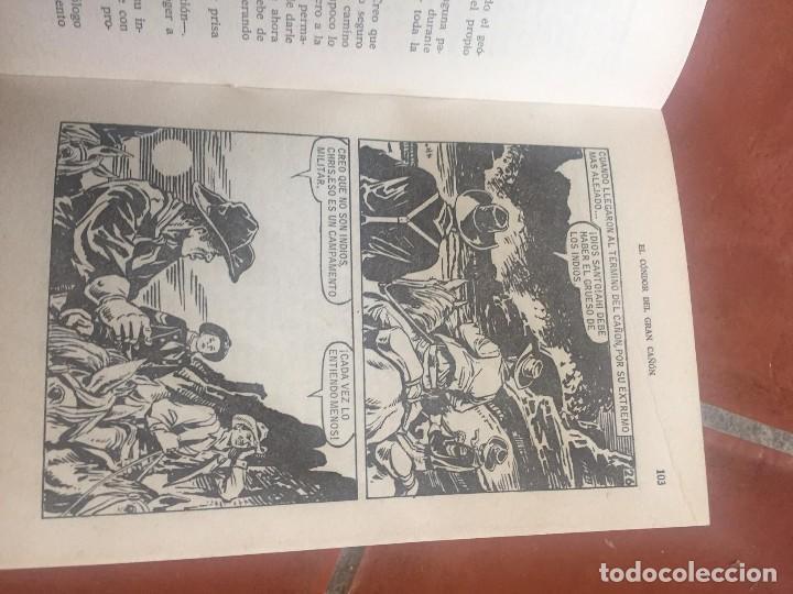 Libros antiguos: RIN TIN TIN 1 EDICION EL CONDOR DEL GRAN CAÑON - Foto 5 - 96355547