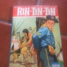 Libros antiguos: RIN TIN TIN EL BRUJO PAWNE 2ª EDICION.FALLO DE IMPRESION EN CONTRAPORTADA. Lote 96356843