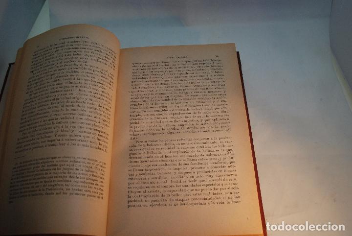 Libros antiguos: HISTORIA DE LA LITERATURA ESPAÑOLA - TOMOS I Y II - REVILLA Y ALCÁNTARA - MADRID - 1897 - - Foto 4 - 96368355