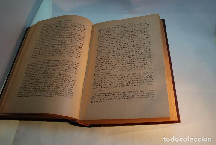 Libros antiguos: HISTORIA DE LA LITERATURA ESPAÑOLA - TOMOS I Y II - REVILLA Y ALCÁNTARA - MADRID - 1897 - - Foto 8 - 96368355