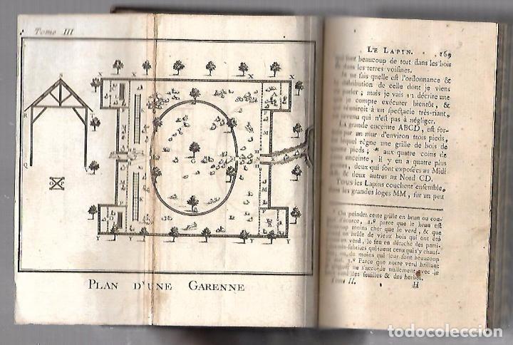 Libros antiguos: CURSO DE HISTORIA NATURAL. TOMO SEGUNDO. 1770. PARIS. GRABADOS. CHEZ DESAINT. LEER. VER - Foto 2 - 96486427