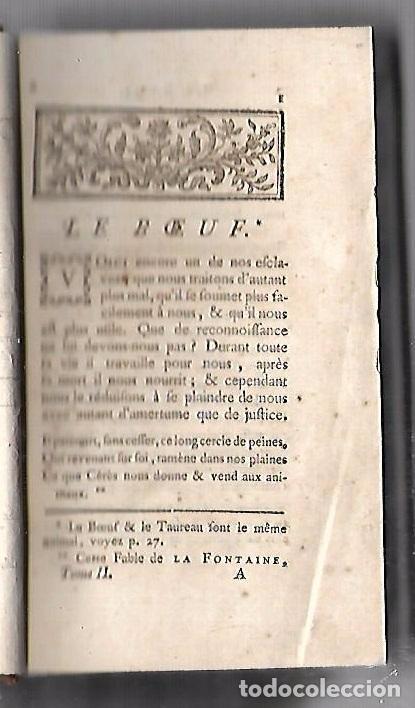 Libros antiguos: CURSO DE HISTORIA NATURAL. TOMO SEGUNDO. 1770. PARIS. GRABADOS. CHEZ DESAINT. LEER. VER - Foto 4 - 96486427
