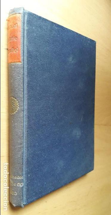MANUAL DEL ROTARIO ESPAÑOL- MADRID 1930 (Libros Antiguos, Raros y Curiosos - Pensamiento - Otros)