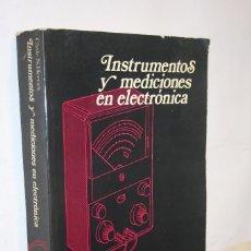 Libros antiguos: LIBRO ELECTRONICA. Lote 96550299