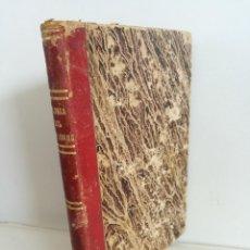 Libros antiguos: TEORIA DEL INFIERNO O LA LEY DE LA VIDA (1868, PRIMERA EDICIÓN) - ROQUE BARCIA. Lote 96564907