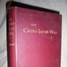 Libros antiguos: THE CHINA-JAPAN WAR - AÑO 1896 - VLADIMIR - EDICION ORIGINAL ILUSTRADA·MUY RARO.. Lote 96706631