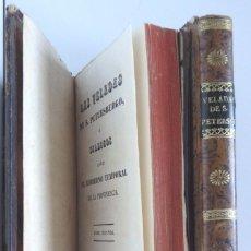 Libros antiguos: LAS VELADAS DE S. PETERSBURGO, O DIÁLOGOS SOBRE EL GOBIERNO TEMPORAL DE LA PROVIDENCIA - 1832. Lote 96913379