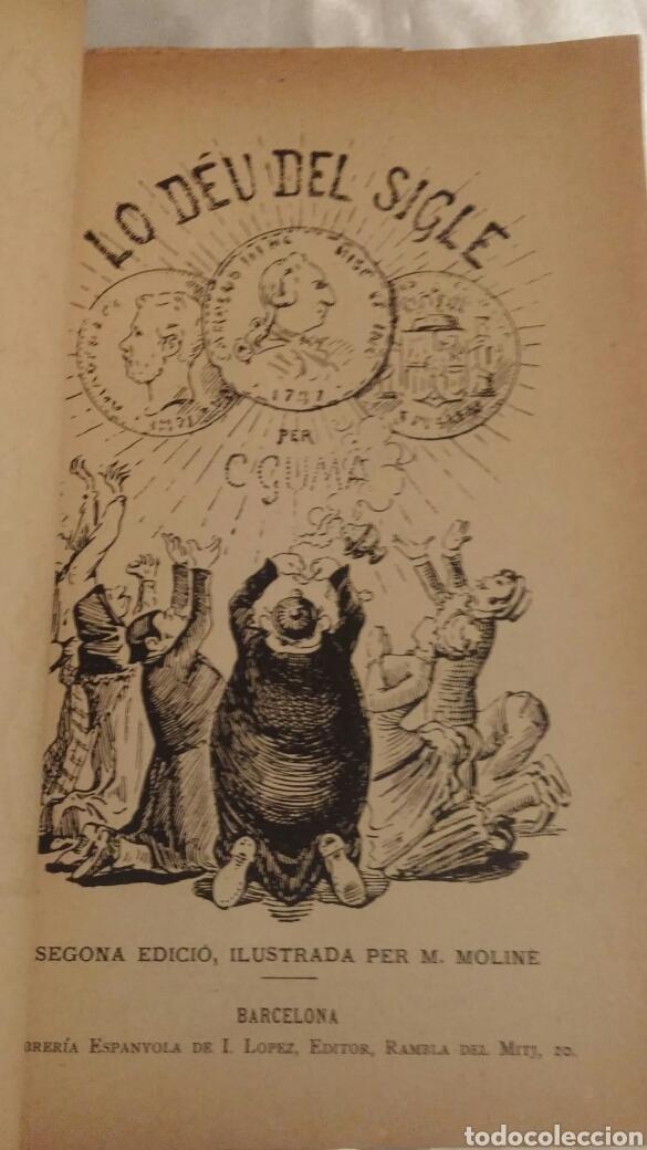 Libros antiguos: C.GUMA HUMORADES EN VERS - Foto 4 - 96943851