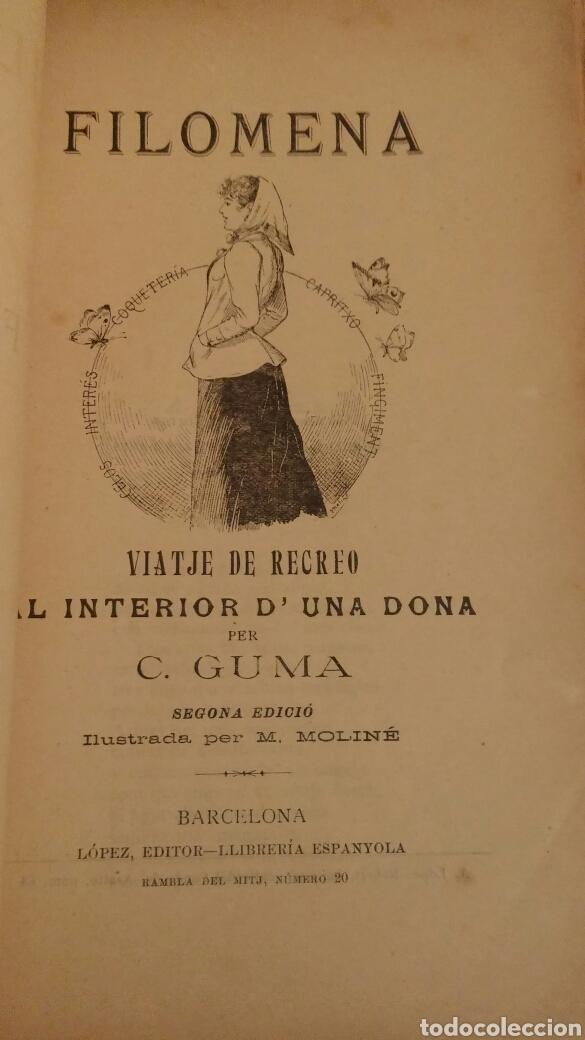 Libros antiguos: C.GUMA HUMORADES EN VERS - Foto 6 - 96943851