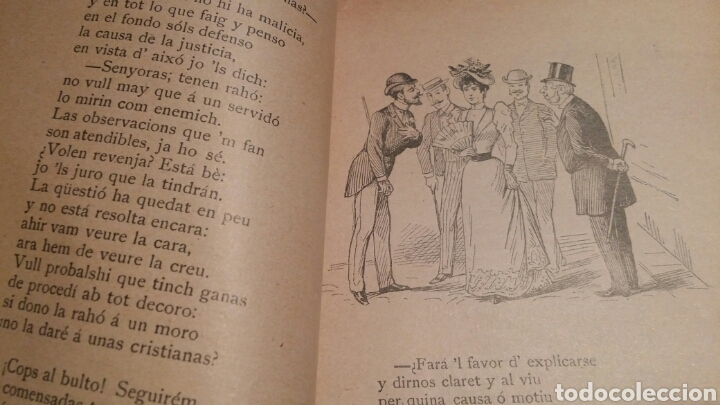 Libros antiguos: C.GUMA HUMORADES EN VERS - Foto 11 - 96943851