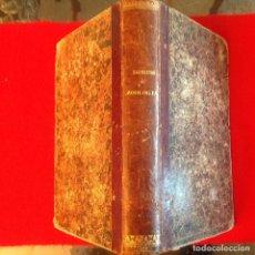 Libros antiguos: ELEMENTOS DE ZOOLOGÍA, DE LAUREANO PÉREZ ARCAS 1863, 2 EDICION, MÁS DE 400 GRABADOS, CON DESPLEGABLE. Lote 97117915