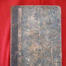 Libros antiguos: HISTORIA Y DESCRIPCION DEL ESCORIAL -JOSE QUEVEDO. Lote 97118691