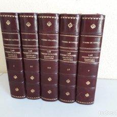 Libros antiguos: HISTORIA DE LAS PERSECUCIONES POLÍTICAS Y RELIGIOSAS EN EUROPA. D. ALFONSO TORRES DE CASTILLA, 1863. Lote 97123775