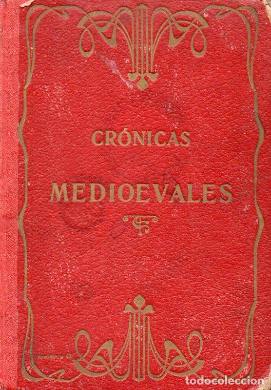 UMBERT: CRÓNICAS MEDIOEVALES (HENRICH, 1913) (Libros Antiguos, Raros y Curiosos - Literatura Infantil y Juvenil - Otros)