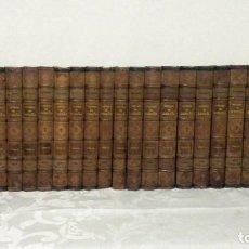 Alte Bücher - Historia general de España. Don Modesto Lafuente. 1889. 25 tomos. - 97252459