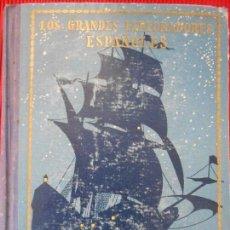 Libros antiguos: HERNAN CORTES O LA CONQUISTA DE MEJICO. Lote 172743855
