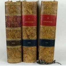 Libros antiguos: LE CORDON BLEU AÑOS 1908, 1909 Y 1910. Lote 97307199