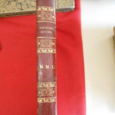 Libros antiguos: PANORAMA ESPAÑOL-CRPMOCA CONTEMPORANEA-TOMO II. Lote 97353227