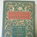 Libros antiguos: HISTORIA DE LOS GRIEGOS . Lote 97569127